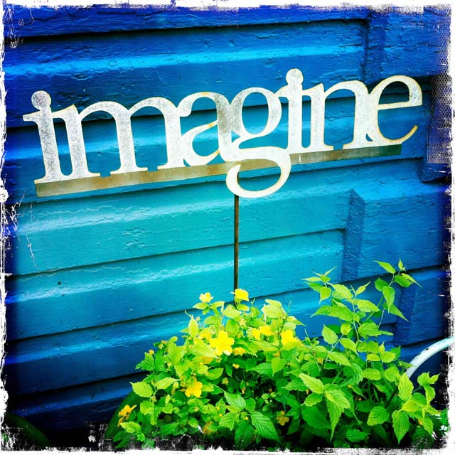 Day 79 - Imagine - Kevyn Bashore's iPhone Photo of the Day - Hipstamatic - blog