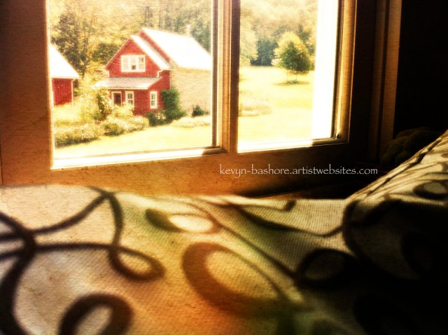 Day 200 - Waiting In The Window Seat - Kevyn Bashore's iPhone Photo of the Day - Photoforge2 - Picture Show